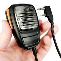 Speaker Mic Microphone for Baofeng UV-5R BF-888S UV5R UV-B6 F8HP Kenwood TK3107