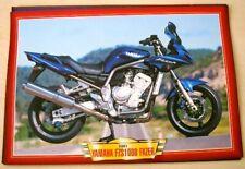 YAMAHA FZS1000 FAZER FZS 1000 MODERN CLASSIC MOTORCYCLE BIKE PICTURE 2001