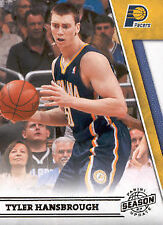 Panini Autographed Original Single Basketball Trading Cards