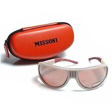 Missoni Blanco y Rosa Marcos Señoras Gafas de sol