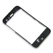 TELAIO CORNICE SUPPORTO LCD TOUCH PER IPHONE 3G 3GS NERO MIDFRAME BLACK