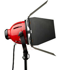 Pro 800w Halogen lamp Video lighting Studio Continuous Red Head Light 110V-120V
