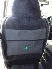 Vehicle & Machine Quikaid first aid relocatable pouch and kit