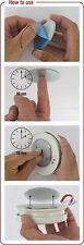 Magnetbefestigung Magnethalterung 3M für Rauchmelder Feuermelder 8er Set