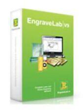 EngraveLab Laser Version 9 Laser Engraver, Software + Bonus Lbt 100