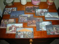 C. T. Russell 26 Photo-Drama of Creation  Postcards Watchtower