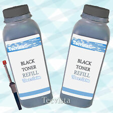 2PK Non-OEM Toner Refill for use in HP Q2612A 3050 3052 3055 AIO M1319F w/ Tool