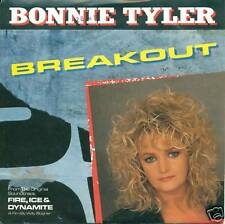 "BONNIE TYLER BREAKOUT 7"" VINILO SINGLE BMG S2790"