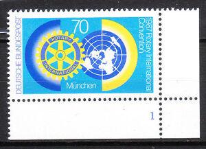 BRD 1987 Mi. Nr. 1327 Postfrisch Eckrand 4 Formnummer 1 TOP!!! (9950)