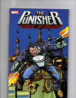 THE PUNISHER TPB RIVER OF BLOOD MARVEL NM NM- NETFLIX FRANK CASTLE