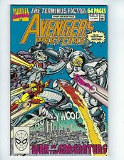 AVENGERS WEST COAST ANNUAL # 5 (1990), NM-