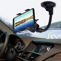 Universal 360°Rotating Car Windshield Mount Holder Stand Bracket for CELL Phone~