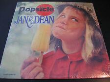 Jan & Dean Popsicle Liberty LST-7458 Stereo SEALED Vinyl Record LP