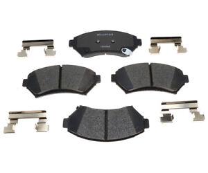 Disc Brake Pad Set-R-Line; Ceramic Front Raybestos MGD699CH