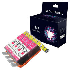 4 Magenta CHIP HP 364XL INK CARTRIDG Unbrand fit for PhotoSmart 5520 6520 b110a