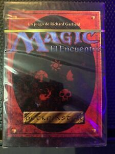 4th Edition Tournament Starter Deck: Spanish | MTG Magic the Gathering | Sealed