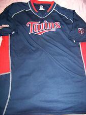 Majestic Men's Minnesota Twins Shirt NWT XL