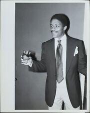 Norm Nixon (American Basketball Player) ORIGINAL PHOTO HOLLYWOOD Candid