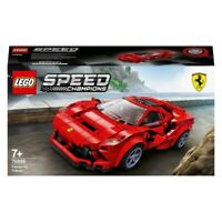 Official LEGO Speed Champions Ferrari F8 Tributo (76895)
