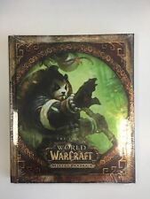 NEW The Art of World of Warcraft Mists of Pandaria Collectors Edition Art Book