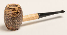 Missouri Meerschaum Country Gentleman Corncob Tobacco Pipe Straight
