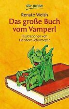 Das große Buch vom Vamperl von Welsh, Renate   Buch   Zustand gut