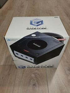 Console Nintendo Game Cube Noire En Boite
