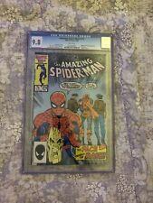 Amazing Spider-Man #276 CGC 9.8