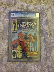 Amazing Spider-Man #276 CGC 9.8