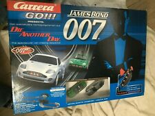 Carrera Go 60007 - James Bond 007 Die Another Day Slotcar Complete Set New