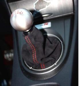 Honda Civic Type R cuffia Cambio Nero e Cuciture Rosse