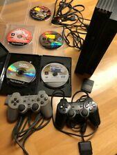 Playstation 2,Ps2,mit 5 Spielen,MemoryCard und 2 Controllern