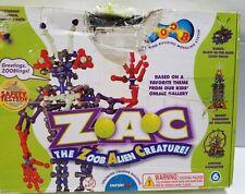 Zac The Zoob Alien Creature