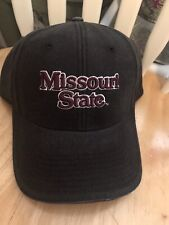 New Style Missouri State Bears Hat By The Game...New With Tags!