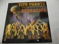 LP Tito Puente & His Latin Ensemble Sensacion 86 Picante CJP-301 M-  +FREE CD !