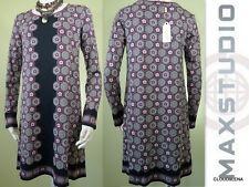 NWT MAX STUDIO Free Spirit Printed knit jersey Gypsy People  JOSEPHINE dress XS