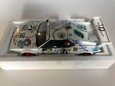 1:18 Minichamps BMW M1 *Muenchen* #71 Danner Le Mans 1981