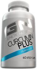 GN Laboratories Cucurmin Plus Kurkuma Extrakt Gesundheit 60 Vegy Caps +Geschenk
