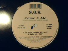 """S.O.S. Come 2 me 12"""" ITALO ZONE"""