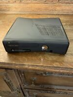 Microsoft Xbox 360 Slim Console Only 250gb Matt Black - Replacement - Very Clean