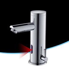 Infrarot Wasserhahn Waschtischarmatur Badarmatur Waschbecken Automatik Armatur