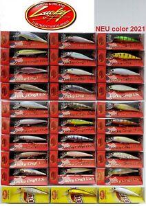 Lucky Craft Pointer 65 Sp Fishing, Japan Wobbler, Bait, Trout, Predators, Pike