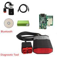 2017 Bluetooth Diagnostic Tool Scanner Kit VCI D Pro Car Trucks Tester via OBD2