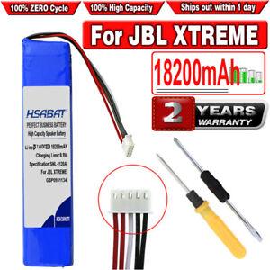 18200mAh GSP0931134 Battery for JBL XTREME Xtreme Speaker Batteries