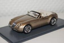 Wiesmann Roadster MF5 gold metallic 1:43 Neo neu & OVP 44601