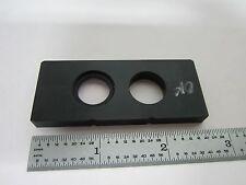 MICROSCOPE SLIDE FILTER LEITZ GERMANY 553392 OPTICS BIN#K9-07