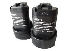 2 X New Lithium Ion Battery 10.8V 3.0Ah For Makita BL1013 LCT203W Rechargeable