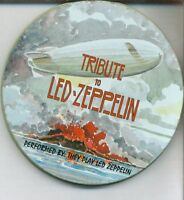 Led Zeppelin - Tribute Performed By They Play Led Zeppelin Tin Box Cd Ottimo
