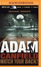 The Slash: Adam Canfield Watch Your Back! 2 by Michael Winerip (2015, MP3 CD,...