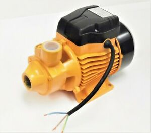 """1 HP 750 W Industrial Electric Centrifugal 1"""" Water Pump Pool Garden"""